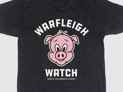 Warfleigh Watch t-shirt