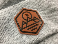 Call to Adventure patch/beanie