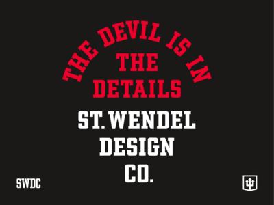 SWDC slogan lockup