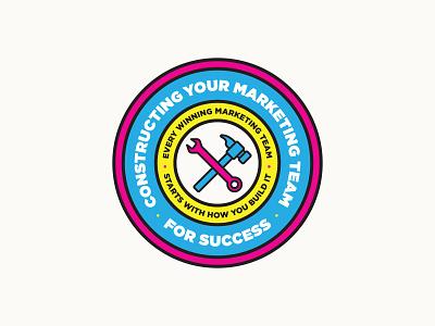 Element Three webinar badge element three marketing agency marketing vector logo badge