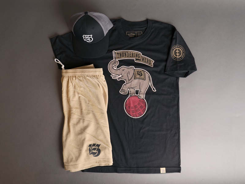 E3 kickball uniform