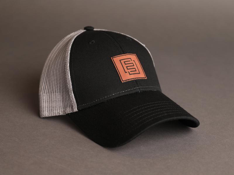 New E3 trucker hat