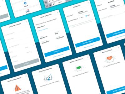 Modal Madness product design fintech popups modals