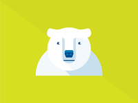 Arctic icons for Ocean Conservancy