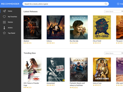 Movie Recommender