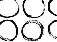 Ensō circles