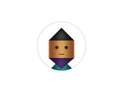 Avatar Diff illustration avatar cute kid icon