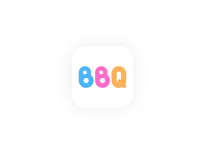 Appicon Bibiqt app icon logo graphic kid