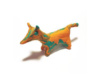A Dog   fun clay play