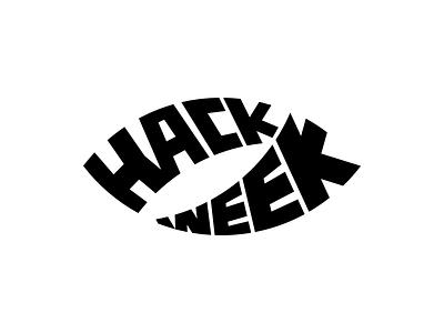 Hackweek hackthon graphic logo hackweek
