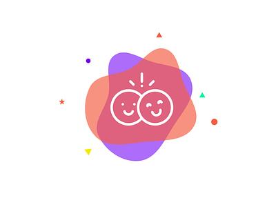Happy Customers web vector design happy