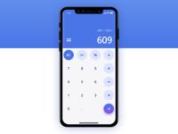 Calculator Daily UI  #004