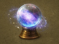 Magic orb