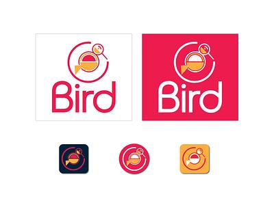 Bird Logo (Bird Icon) bird apps icon bird web icon business logo bird sample corporate logo bird logo iconic logo bird icon logo design logo maker vector illustration icon design branding modernlogo minimalistlogo logotype logo
