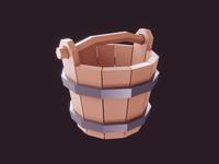 Lowpoly Bucket, Duh!