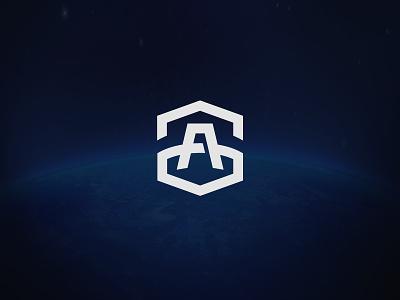 Affluent Link slate badge lockup world illustration symbol logo icon design telecomunication mark