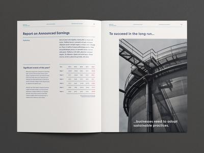 Content / Annual Report