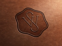 Leather logo