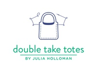 Double Take Totes Logo