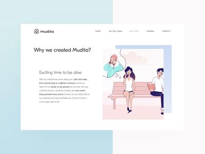 Mudita.com – our story