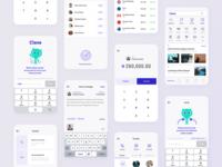 Financial app •redesign