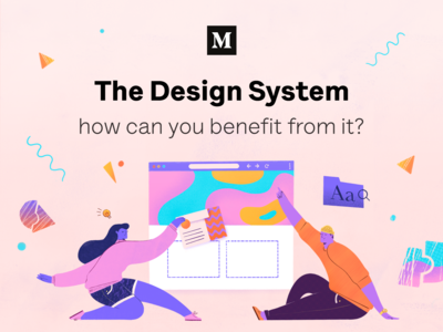 Design System • Medium article