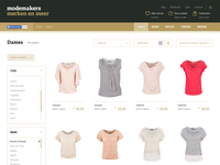 Modemakers - merken en meer