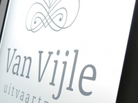 Van Vijle logo - in use