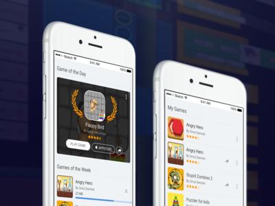 GameLooper Simulation App