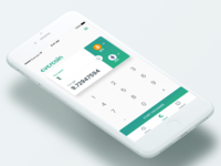 Evercoin Cryptocurrency Exchange iOS App ux design ui design ios app mobile app exchange cryptocurrency exchange cryptocurrency eth btc ethereum bitcoin evercoin
