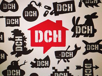 Dch logo set