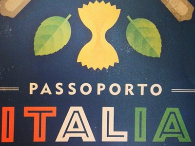 Passoporto italia