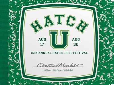 Hatch U green