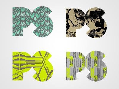 Pattern State Logo logo p s