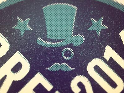 Sir Brew beer illustration top hat