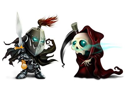 illustration for halloween illustration photoshop