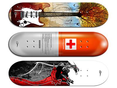 skateboard's illustrations illustration photoshop