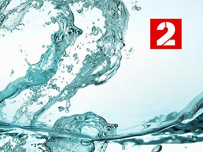 Packshot concept illustration photoshop packshot water