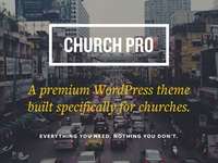 Church Pro Theme