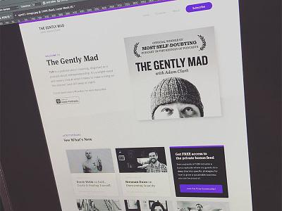 TGM is Coming Back! content listing podcasting podcast purple meta serif apercu