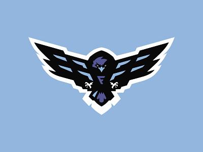 Falcon branding illustration design sport esport team sport logo logo falcon