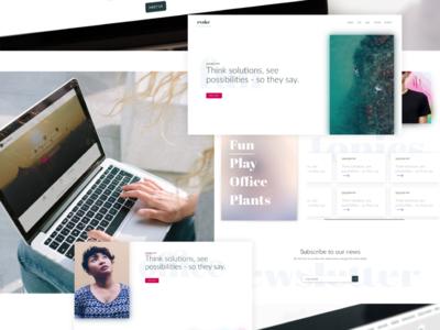 EasyTranslate pages software brothers design front end web development landing pages software design
