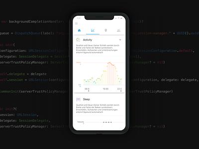 Design + Code ios ui design software brothers health tracking mobile app development code mobile app design