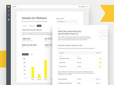 Desktop design, saas web developement desktop application webapp ui design software brothers