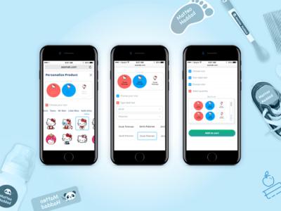 Essmak Webdesign ux checkout web design app mobile ecommerce mobile first ui