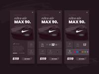 Nike Mobile Concept Black