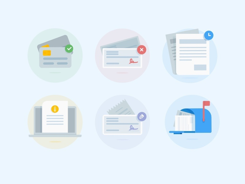 Payment Icons email marketing email design exploration icons color ui graphic design illustration design