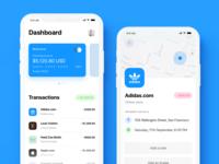 iPhone X Finance App