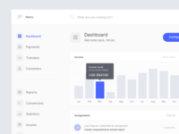 Finance Dashboard Details