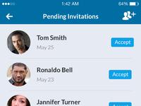 Daily ui  078   pending invitations b